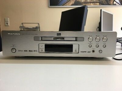marantz dv 9600 superaudio cd dvd player silber eur. Black Bedroom Furniture Sets. Home Design Ideas