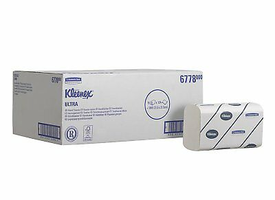 KLEENEX Airflex Ultra Super Soft Hand Towels product code 6778 Interfolded, 124