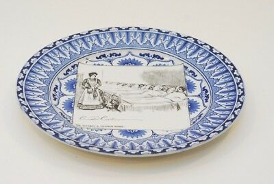 Royal Doulton NURSE Dinner Plate Plates 10.5 Inch