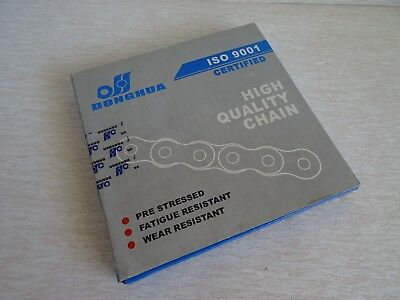 Donghua DIN 10BSS-1 x 10ft Industrial High Quality Chain ISO 9001 Certified
