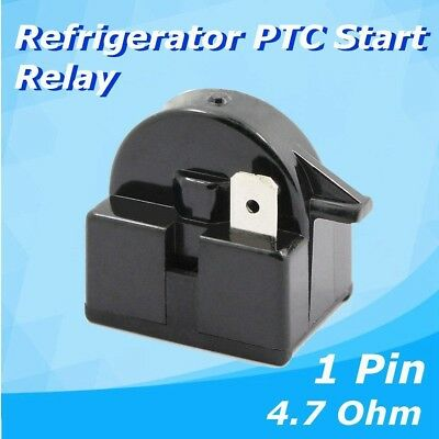 QP2-4.7 Start Relay Refrigerator PTC for 4.7 Ohm 1 Pin Compressor EW