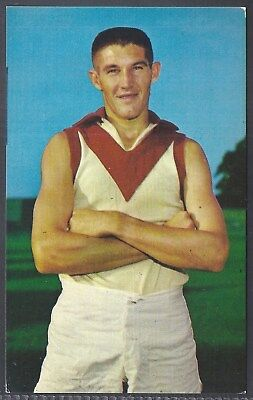 Mobil-Football Photos 1964(Aussie Rules)-#19- South Fremantle - Fred Seinor