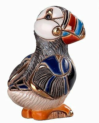 De Rosa Baby Puffin Figurine in Branded Gift box