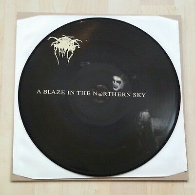 DARKTHRONE - A Blaze In The Northern Sky Picture Lp / 1997 / lim. 500 /