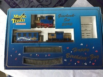 Fleischmann Magic Train Happy Birthday Zug, 2090, Magic Train, 0e