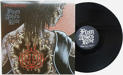 From Ashes Rise ‎/ Victims - Split LP Tragedy Butcher Skitsystem Driller Killer