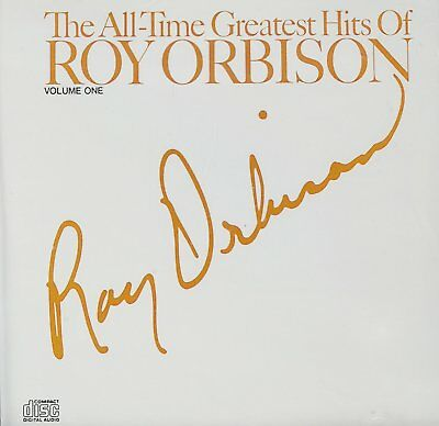 Roy Orbison - The All-Time Greatest Hits of Roy Orbison, Vol. 1 (CD)  NEW/SEALED