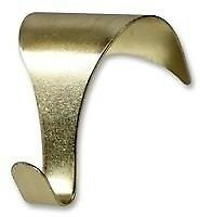 Brass Rail Picture Hook Pack of 20