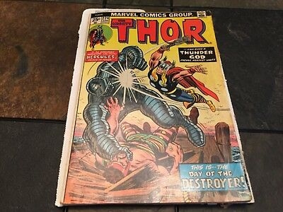 Thor #224 (Jun 1974, Marvel)