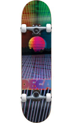 """Deca Overdrive Skateboard Complete 8.0"""" RRP: $89.95 FREE SHIPPING"""