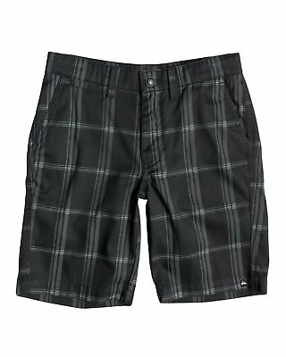 NEW QUIKSILVER™  Boys 8-16 Union Stretch Surplus Walk Short Boys Teens