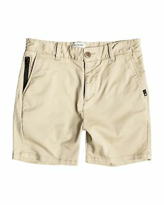 NEW QUIKSILVER™  Boys 8-16 New Echo Chino Walk Short Boys Teens