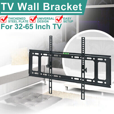 "Universal Tilt TV Wall Mount Bracket SONY SAMSUNG LG Panasonic 32""-65""LED LCD 3D"