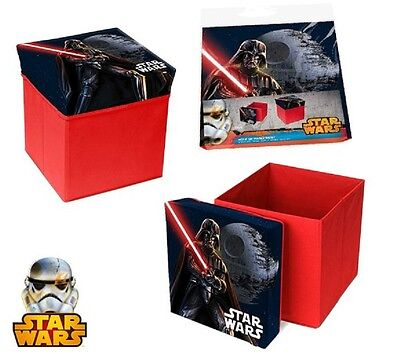 Floor Seat Storage Child Disney Star Wars