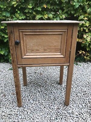 Antique Chest/ Cupboard/ Bedside Table