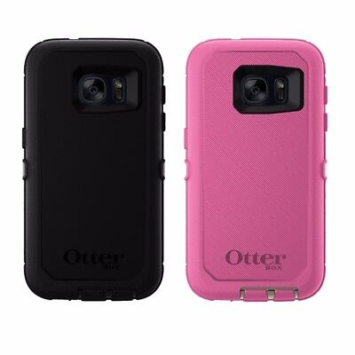 Authentic! Otterbox Defender Series Protective phone Case For Samsung Galaxy S7