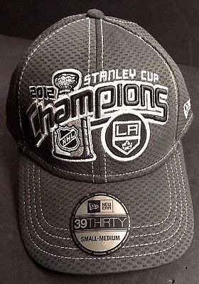Los Angeles Kings NHL 2012 Stanley Cup Champions New Era 39 Thirty S-M Hat 478b122f2119