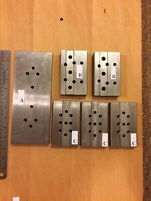 Wire Edm Tooling Table Accessories  Pads Mecatool (Any Single Item)