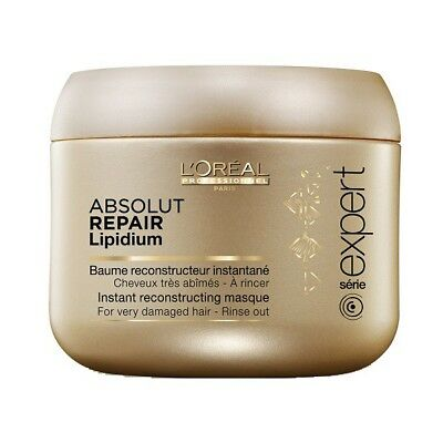 Loreal Absolut Repair Lipidium Maske, 200 ml