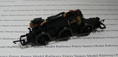 Hornby H77 0-6-0 DCC Fitted Chassis Blackened Wheels & Rods