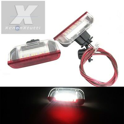 LED SOTTO PORTA volkswagen GOLF 6 INGOMBRO