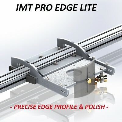 IMT PRO EDGE ELITE Wet Polisher & Profiling Router for Granite