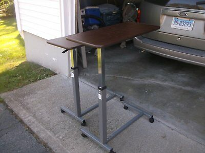 Overbed Tables USED INVACARE  Top Rolling Tray Tables - FREE LOCAL PICK UP