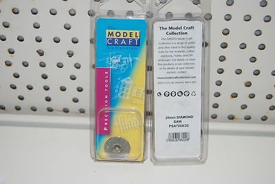 MODELCRAFT 20MM DIAMOND CUTTING SAW (Ref: PSA700420) DREMEL ETC