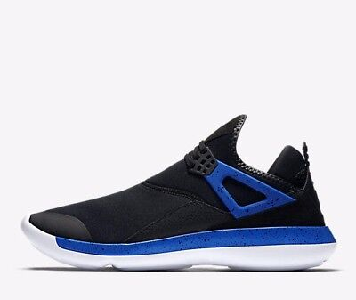 Nike JORDAN Fly '89 Mens Training Shoes Black Game Royal 940267 006