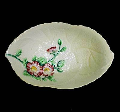 Vintage Carlton Ware pretty yellow apple blossom oval dish 21cm long