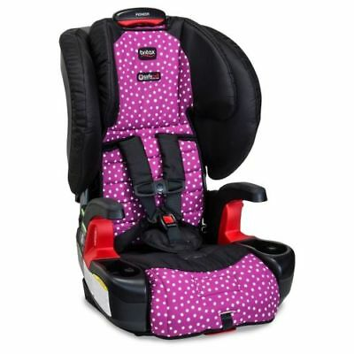 Britax Pioneer G1.1 Booster Car Seat With Harness in Confetti