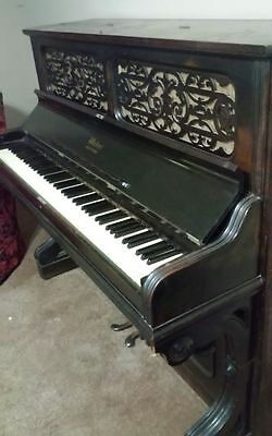 Stunning Weber New York Antique Vintage Upright Piano * Portland, Oregon