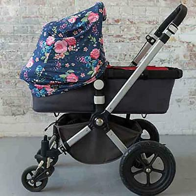 Nursing Scarf Cover Up For Breastfeeding Infinity Baby Car Seat Cover US Stock J
