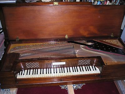 ANTIQUE SQUARE PIANO EARLY 19th CENTURY BY JOHN BROADWOOD & SONS, LONDON