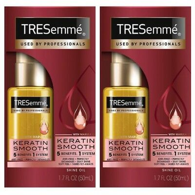 TRESemme Keratin Smooth Shine Oil 50ml (Pack Of 2)