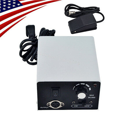 Power Control Unit Marathon for Dental Jewelry Micromotor Polishing Handpiece CE