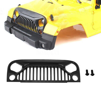 Xtra Speed 1:10 Angry Eyes Kühlergrill Frontgrill Für Jeep Wrangler Body Auto