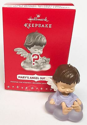 Hallmark Mary's Angels Surprise Mystery PERIWINKLE 2016 NEW