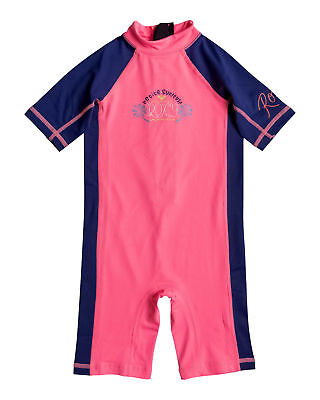 NEW ROXY™  Girls 2-7 So Sandy Lycra Springsuit Girls Surf