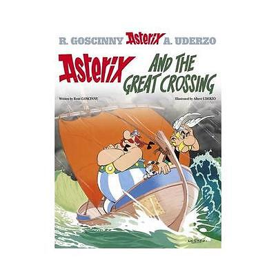 Asterix and the Great Crossing by René Goscinny (author), Albert Uderzo (illu...
