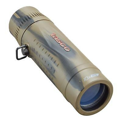 Tasco Monocular - 10x25mm, Roof Prism, MC, Brown Camouflage, Boxed