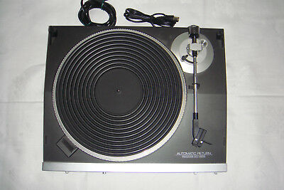 Telefunken Semi Automatic Turntable RS 100 Schallplattenspieler