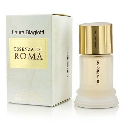 Essenza Di Roma EDT Eau De Toilette Spray 50ml by Laura Biagiotti Womens Perfume