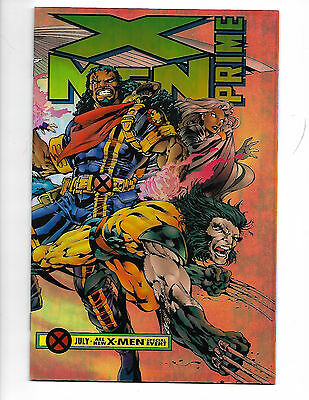 X-Men Prime (Marvel 1995) One-Shot Age of Apocalypse 1st print VF/NM