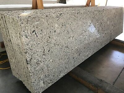 Ice White Prefab Quartz Countertops