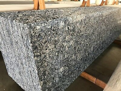 Sodilate Blue Prefab Quartz Countertops