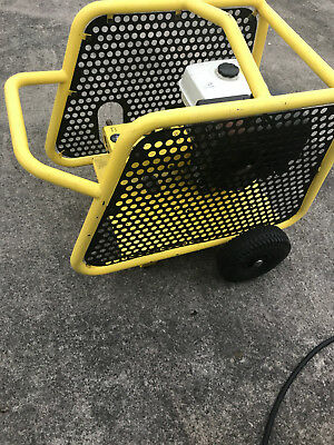 Karcher HD 1040 B cage Industrial Petrol Pressure Washer