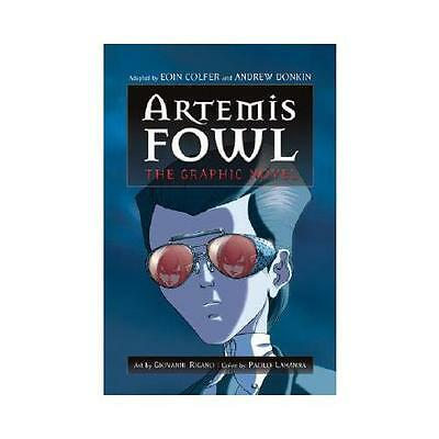 Artemis Fowl: The Graphic Novel by Eoin Colfer (author), Andrew Donkin (autho...