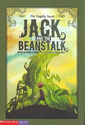 Jack and the Beanstalk by Blake A. Hoena 9781434208620 (Paperback, 2008)