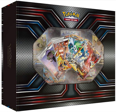 2017 Pokemon Premium Trainer XY Collection Box Set NEW SEALED IN HAND!!